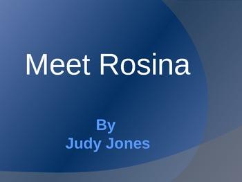 Meet Rosina Vocab