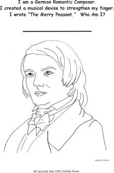 Meet SCHUMANN - Romantic Music Composer