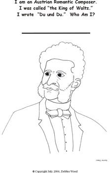 Meet STRAUSS - Romantic Music Composer