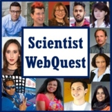 THIS IS WHAT A SCIENTIST LOOKS LIKE Science Webquest (PDF
