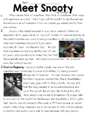 Meet Snooty! Text & Question Set - FSA/PARCC-Style ELA Assessment