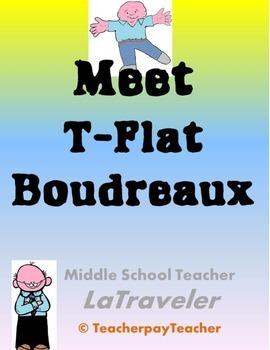 LOUISIANA - Meet T-Flat Boudreaux