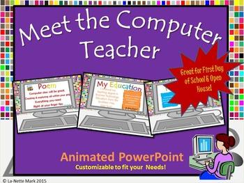 Meet The Computer Teacher