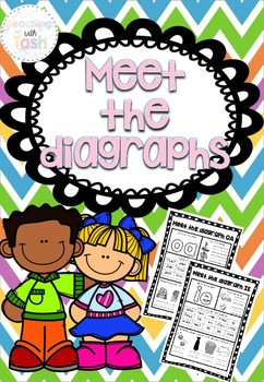Meet The Diagraphs Pack