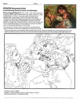 Meet The Master's Series-Renoir-Mother&Children