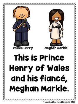 Meet The Royal Family {Ladybug Learning Projects}