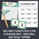 Meet The Teacher: Forms, Signs, Activities for Back to School Night - Open House