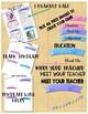 Meet The Teacher Editable Templates with Images