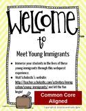 Meet Young Immigrants: An Immigration Webquest