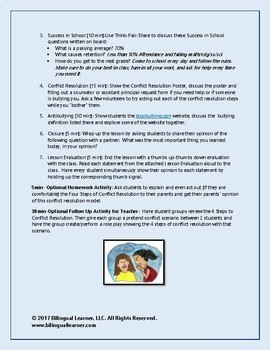 Meet Your Counselor: Beginning of the Yr Guidance Lesson