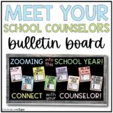 Meet Your Counselors Bulletin Board