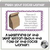 Meet Your School Social Worker