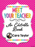 Meet Your Teacher Book and Student Book