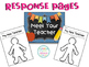 Meet Your Teacher Editable Powerpoint
