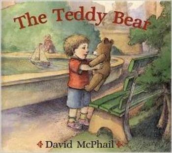 David McPhail:  The Teddy Bear