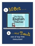 Meet and Teach Argument Writing with the Daring English Teacher