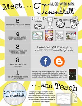 Meet and Teach eBook FREEBIE