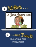 Meet and Teach with Lauren Webb - A Social Studies Life *FREEBIE*