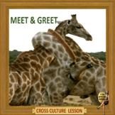 Meet and greet - ESL, EEL, EFL  adult conversation classes