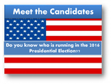 Meet the 2016 Presidential Candidates and Their Positions-