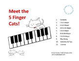 Meet the 5 Finger Cats!
