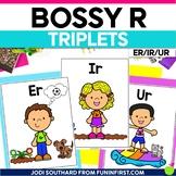 Bossy R - Meet the Bossy R Triplets