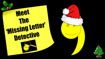 Meet the 'Christmas Missing Letter Detective' - The Apostr