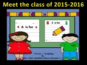 Meet the Class 2015-2016 Graphing