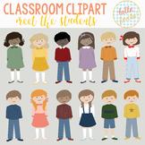 Meet the Class Clipart Pack