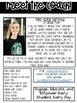 Meet the Coach Newsletter Template- EDITABLE - Basic Printer Friendly