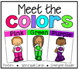 Meet the Colors Pack