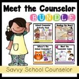 Meet the Counselor BUNDLE