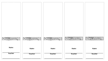Meet the Counselor Bookmarks