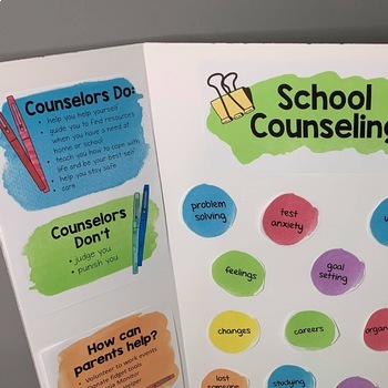 Meet the Counselor Brochure and Open House Kit