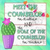Meet the Counselor Bundle Cactus