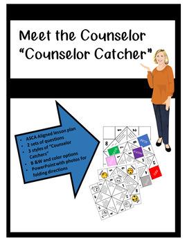 "Meet the Counselor ""Counselor Catcher"""