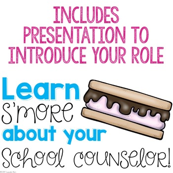 Meet the Counselor and Meet the Social Worker Digital Activity Back to School