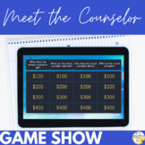 Meet the Counselor Digital Game Show