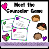 Meet the Counselor Game