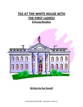 Meet the First Ladies Guided Reading Play Scripts