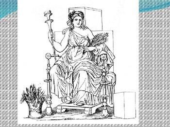 Meet the Greek Gods