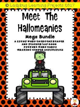 Meet the Hallomeanies Mega Bundle {Ladybug Learning Projects}