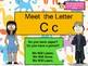 Meet the Letter C