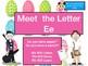 Meet the Letter E