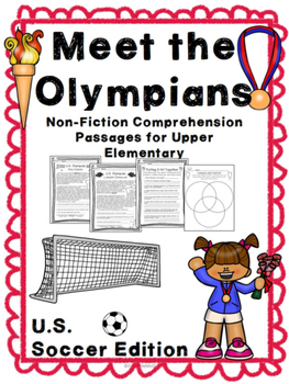 Meet the Olympians: U.S. Soccer Edition (Non-Fiction Comp.