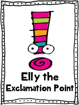 Meet the Punctuation Pals (Period, Question, Exclamation)