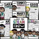 Meet the Reading, Writing and STEAM Crew - Poster Set BUNDLE