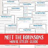 Meet the Robinsons Movie Guide Study