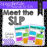 Meet the SLP EDITABLE (3 designs included)