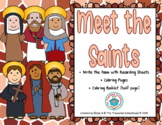 Meet the Saints Set